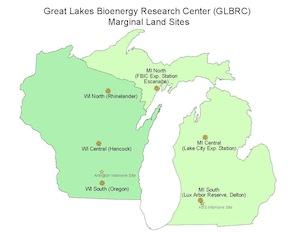 GLBRC Marginal Land Experiment