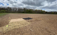 Carbon addition treatments for rainout shelters in 2021