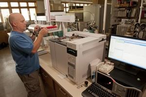 Gas Sampling Analysis