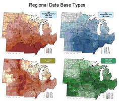 Regional Database Types
