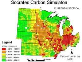 Socrates Carbon Simulation