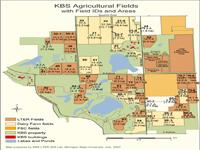 Ag Fields KBS Field ID Area