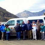 K-12 Partnership teachers travel to Alaska for research experience