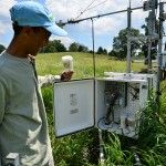 CO2 flux towers help assess the sustainability of biofuels