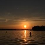 A KBS sunset