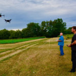 A new view of farmer fields: Using drones for ag sustainability
